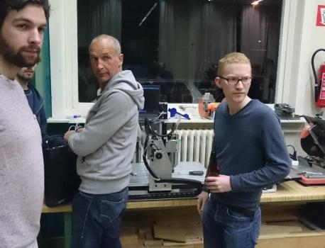Eco Fab Lab vindt nieuwe stek bij Immaculata