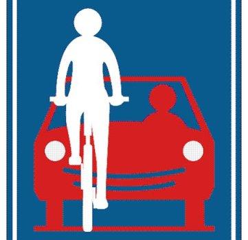 Eindelijk eerste fietsstraten in Brugge