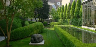 Een tuin is beter dan muren