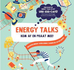 Energy-Talks @ URB EGG | Brugge | Vlaanderen | België