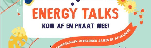 Energy-talks in URB EGG-café