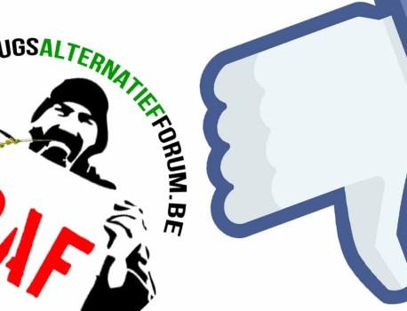 Facebook wil niet meer mee… volg ons via mail!
