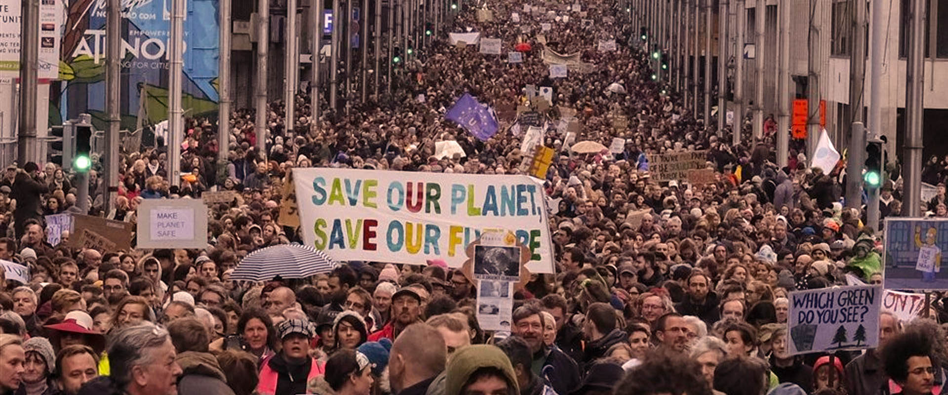 27 januari: Klimaatmars in Brussel