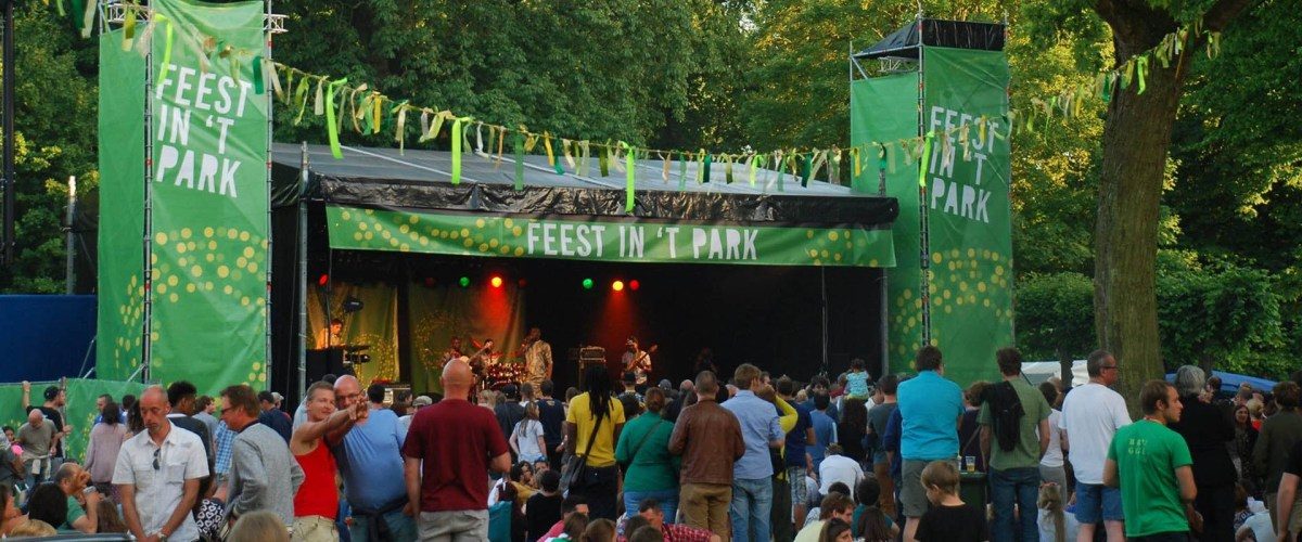 30 jaar Feest in 't Park