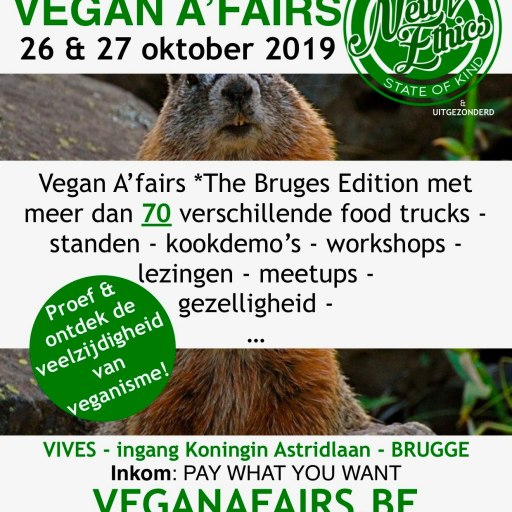 Vegan A'fairs Brugge