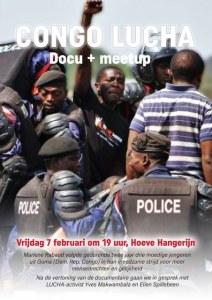 Congo Lucha Docu + Meetup @ Hoeve Hangerijn |  |  |