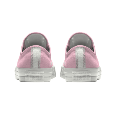 Bruid Converse Mono Soft Pink bruidssneakers.nl