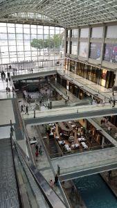 Marina Bay Shopping Mall