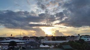 Zonsopkomst Puerto Princesa
