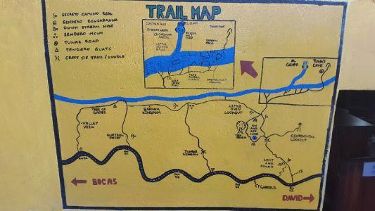 Verschillende trails van Lost and Found