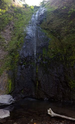 San Ramon Waterfall
