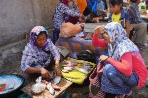 Local market Kuta Lombok