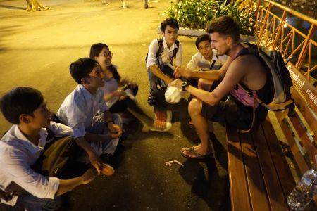 Vietnamese studenten
