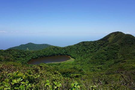 Kratermeer Maderas Ometepe