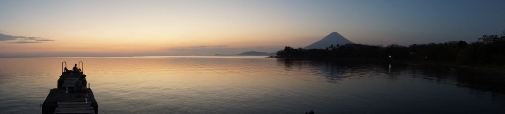 Sunset view Hacienda Merida