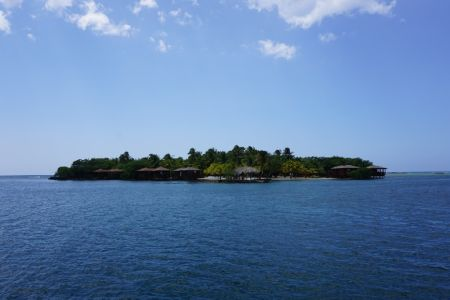 Island van Anthonys Keys Roatan