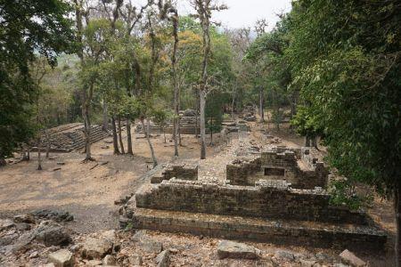 Graveyard Copan Ruinas