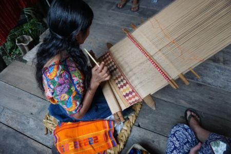 Handgemaakte kleding