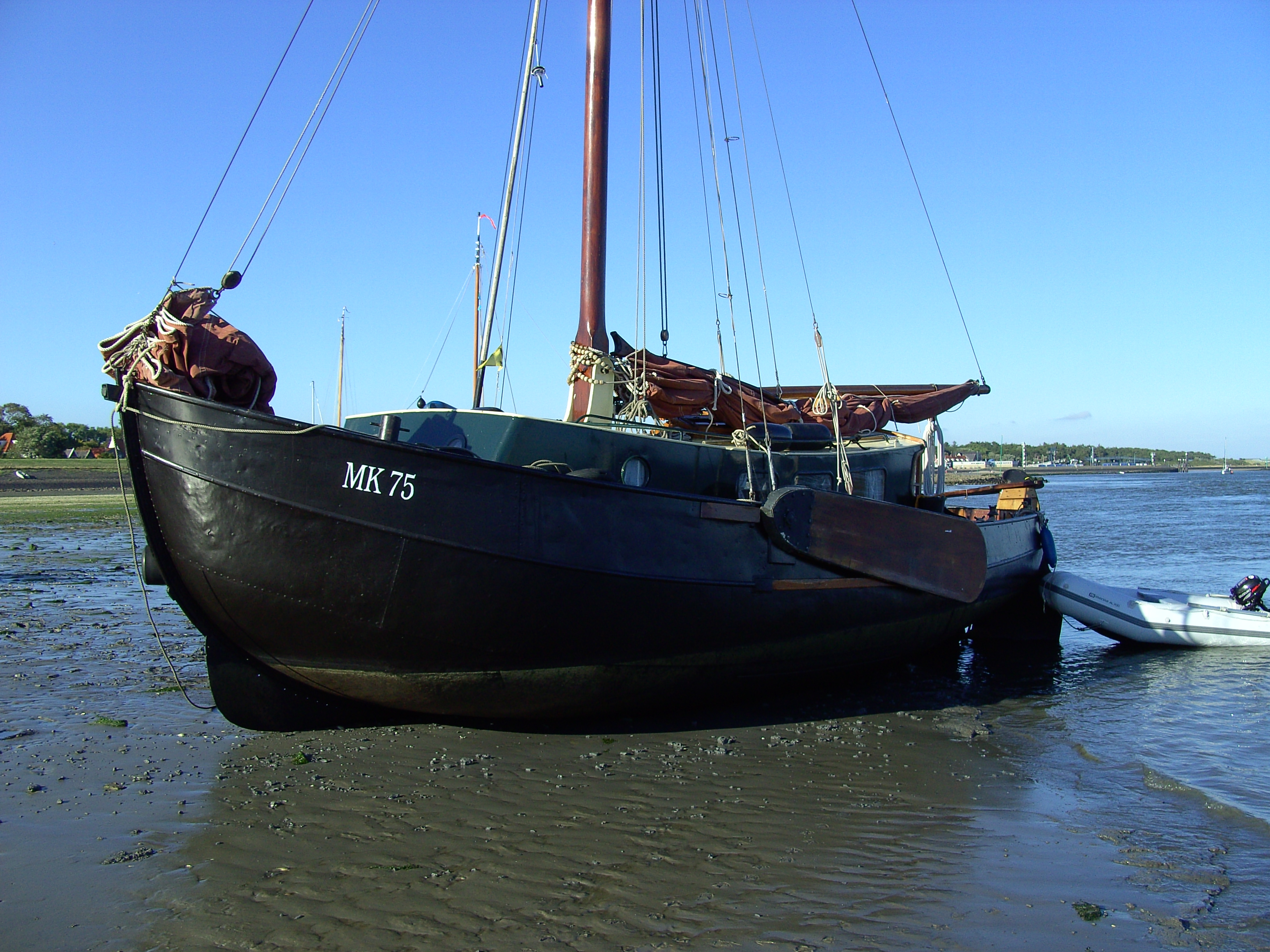 MK75 bij Vlieland
