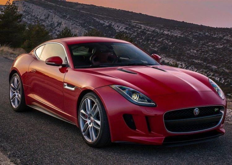 Jaguar F Type scaled