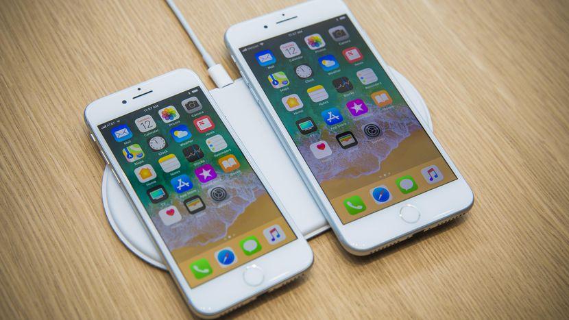 Iphone 8 wireless charging