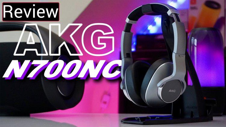 AKG N700NC Review