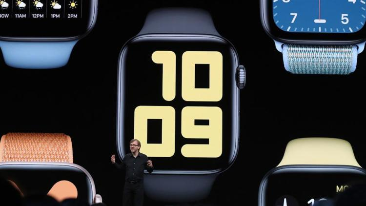 Apple Watch Series 4 at WWDC19