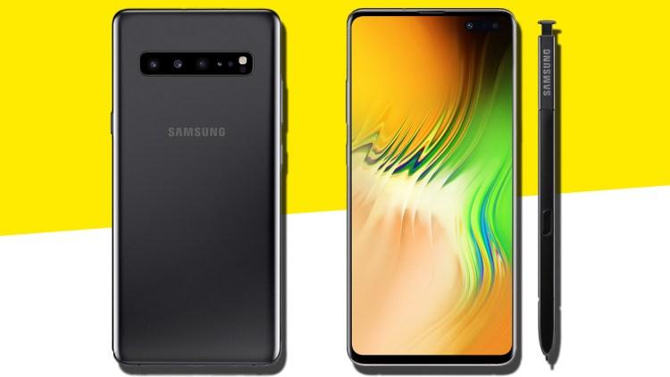 Samsung Galaxy Note 10 Leaks