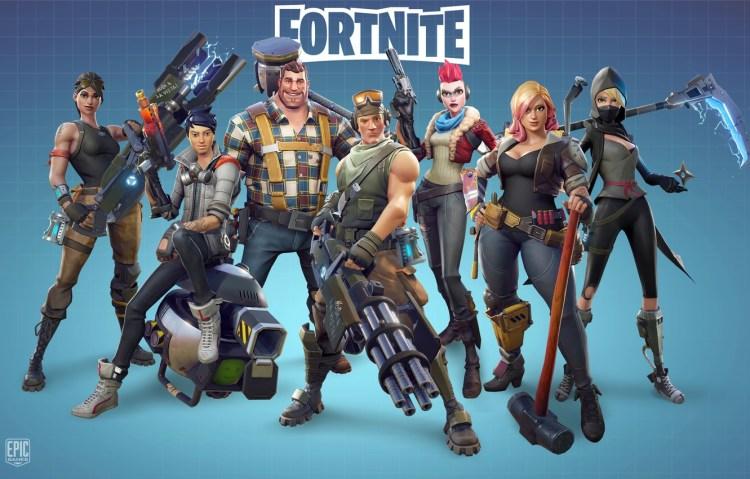 fortnite epic games game