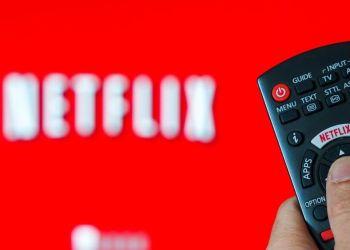 netflix tv screen