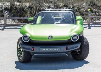 Volkswagen ID Buggy EV concept