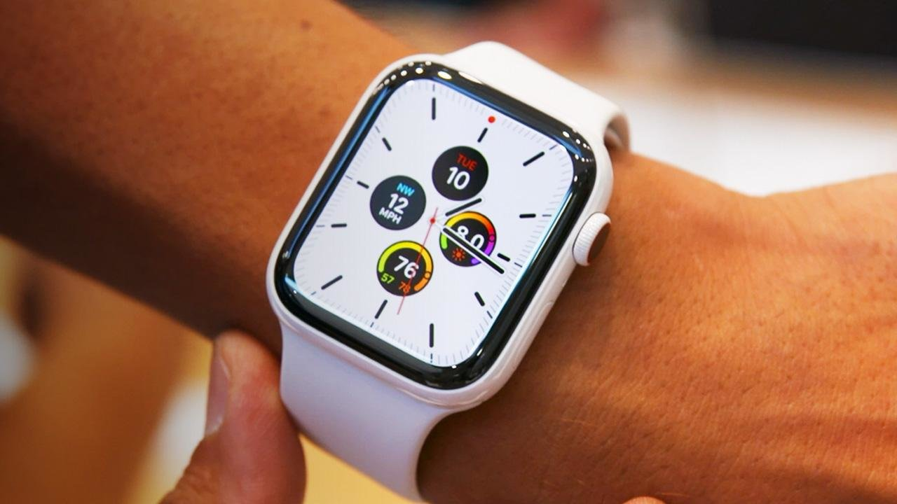 Image result for Apple Watch Series 5 - HD Images