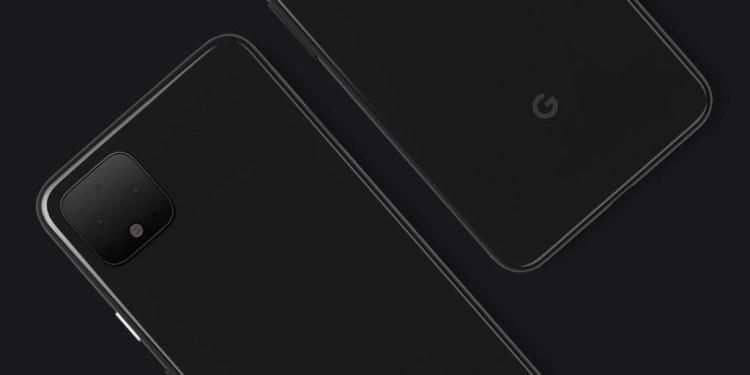 Google Pixel 4XL leaked