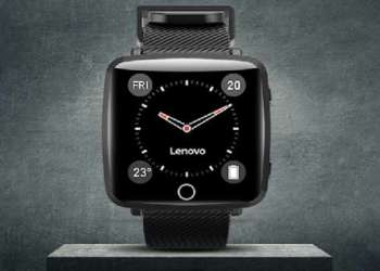Lenovo Carme smartwatch launched in India