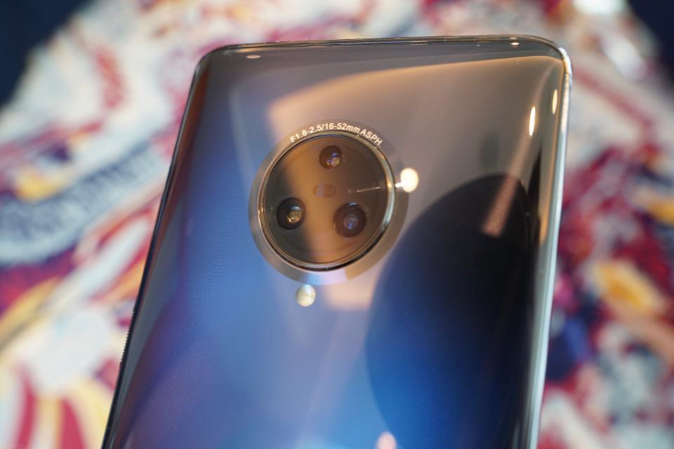 Vivo Nex 3 5G cameras