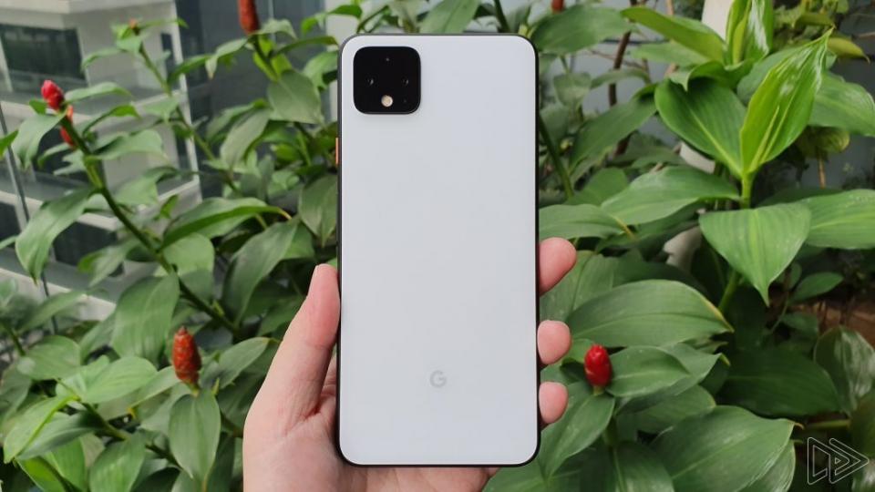 latest Google Pixel 4XL leak