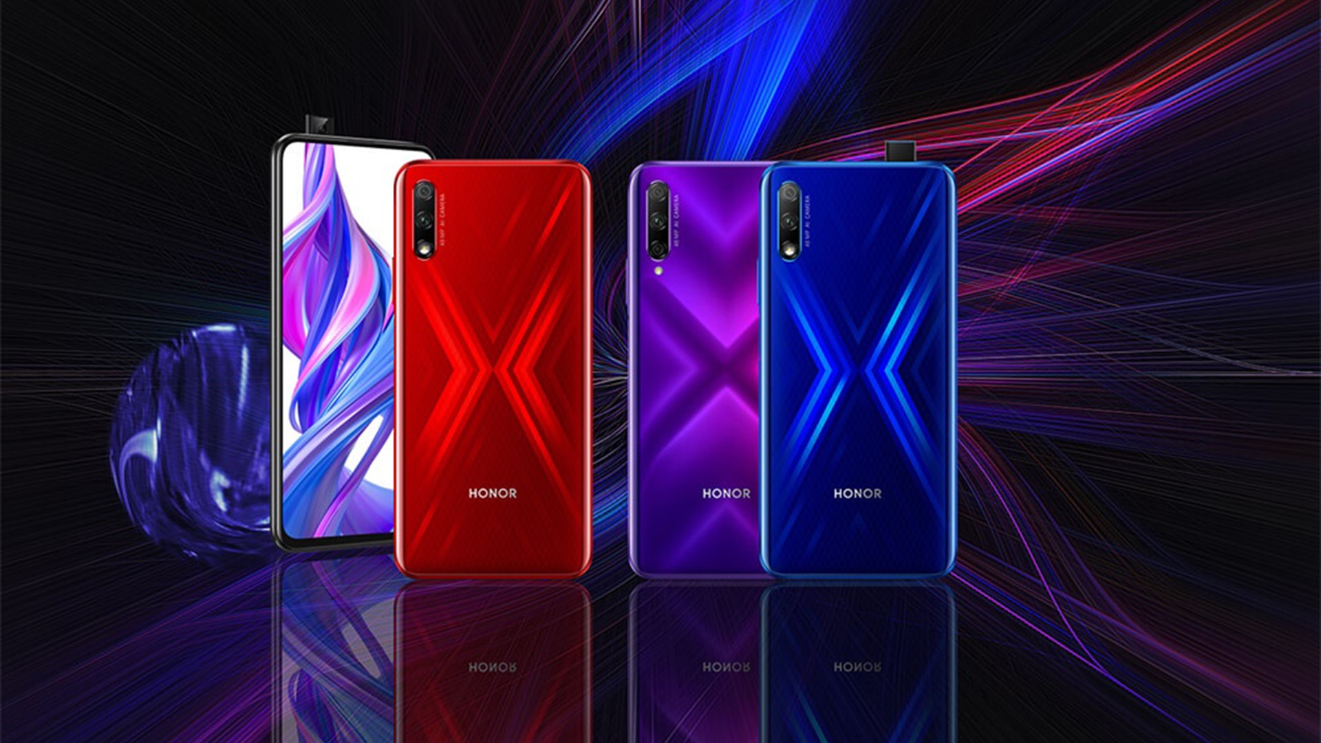 Honor 9X cover
