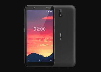 Nokia C2 release