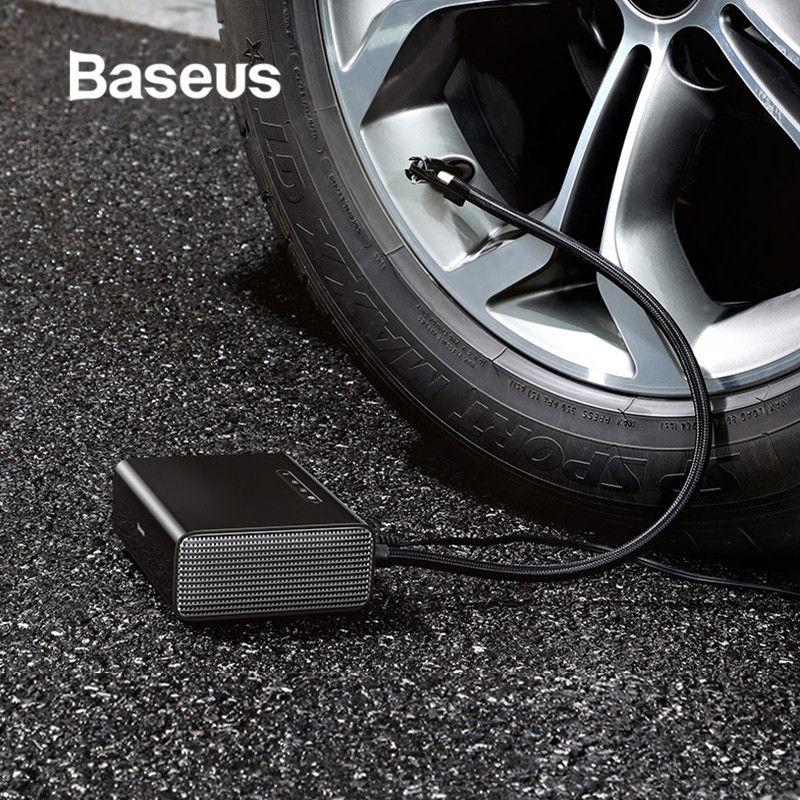 Baseus car tire compressor