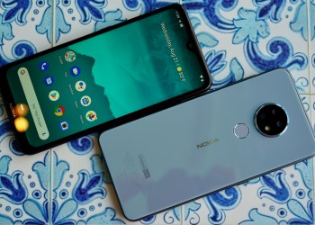 Nokia 7.2 gets Android 10 update