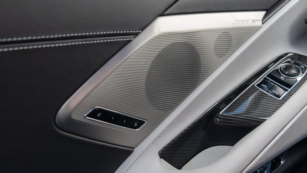 Bose speaker in 2020 Chevrolet Corvette Stingray