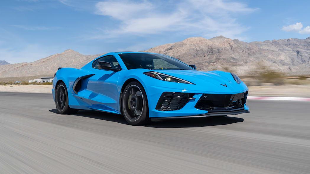 Blue 2020 Chevrolet Corvette Stingray color