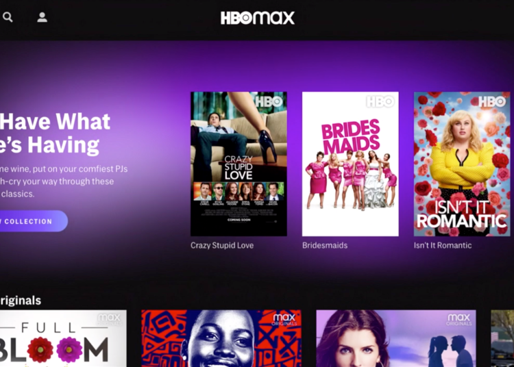 Everything HBO Max