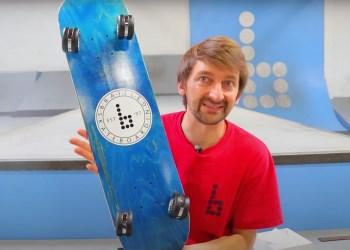 apple mac pro wheels skateboard
