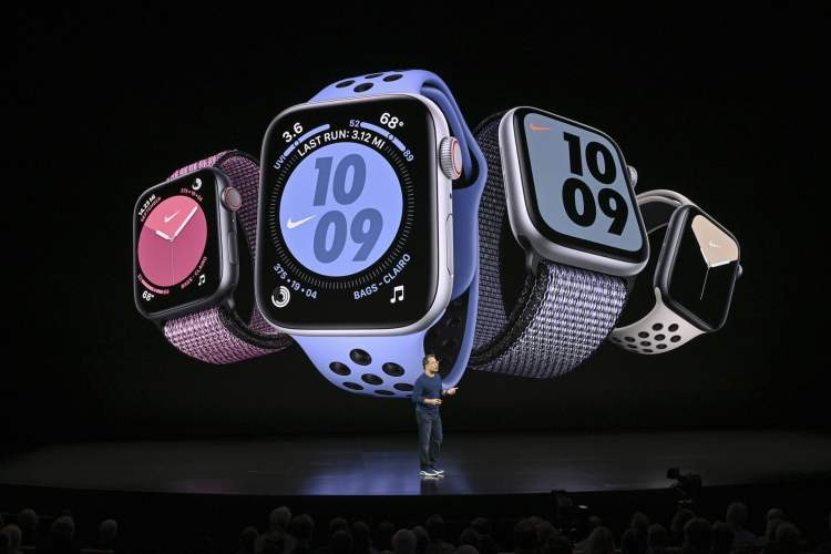 Apple Watch 6 features
