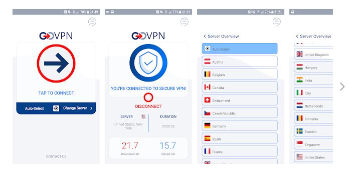 BEST VPN 4 GOVPN