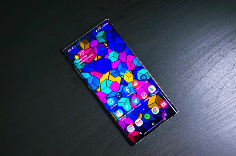Galaxy Note 20 rumor