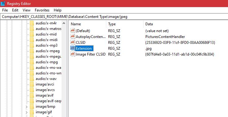windows 10 saving images as jfif