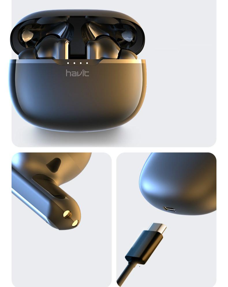 Havit i99 TWS earbuds 4