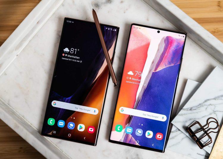 Galaxy Note 20 Ultra reveiw
